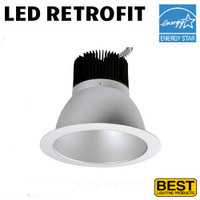 LED 6 Inch Down Light Kit 40W 2980 Lumens 40K Best BRK-LED40ARC6-4K