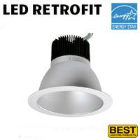 LED 8 Inch Down Light Kit 48W 3640 Lumens 40K Best BRK-LED48ARC8-4K