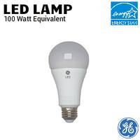 LED A21 Lamp 16W 1600 Lumen 27K Dim 120V GE LED16DA212/827BX