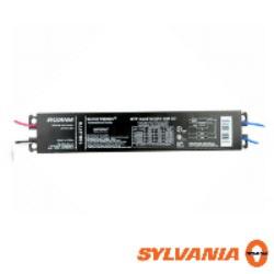 T8 Ballast 2 Lamp 120 277V Sylvania QTP2X32T8/UNV ISN SC