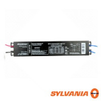 T8 Ballast 2 Lamp 120-277V Sylvania QTP2X32T8/UNV ISN-SC