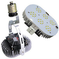 VE LIGHTING RETROFIT KIT LED 80 WATT E39 MOGUL BASE 5000K VEC-RK-80W-5000K-E39-MV  (REPLACES 320 WATT H.I.D)