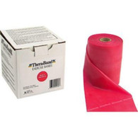 Latex Free Exercise Band Size / Color: Light / Red