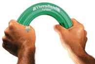 Thera-Band FlexBar - Resistance: 15 lbs. (Green), Pack of 2