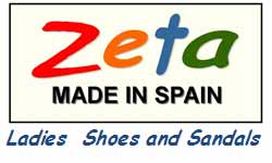 zeta-shoes and sandals made in spain