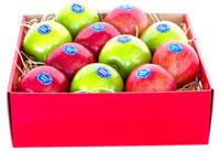 Mini Gift Hamper Mixed Apple - RED