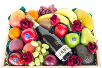 Mixed Fruit with Jansz & Roses