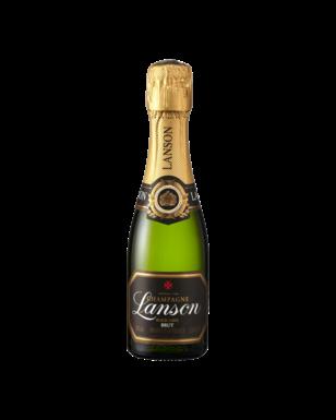 Lanson Black Label Champagne 200ml