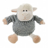 Paul the sheep grey