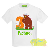Gruffalo Inspired Birthday
