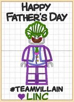 Father's Day - Joker Themed