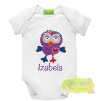 Giggle & Hoot Inspired - Hootabelle