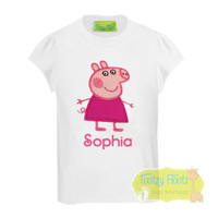 Peppa Pig Inspired
