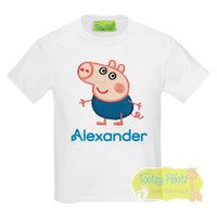 Peppa Pig Inspired - George