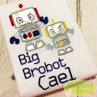 Robot Themed - Big Brother - Big Brobot