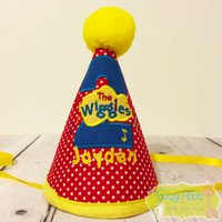 Wiggles Inspired Hat