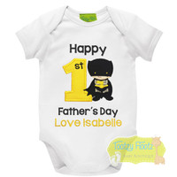 First Fathers Day - Batman Design