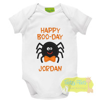 Halloween - Spider with Bow-Tie (Boo-Day)