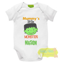 Halloween - Mummy's Little Monster