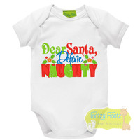 Christmas - Santa, Define Naughty
