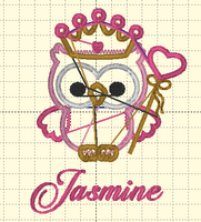 Owl Princess for Jasmine