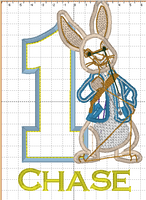Peter Rabbit Inspired (Modern Version)