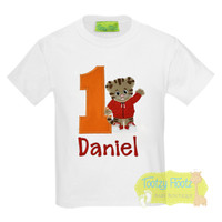 Daniel Tiger Inspired Birthday