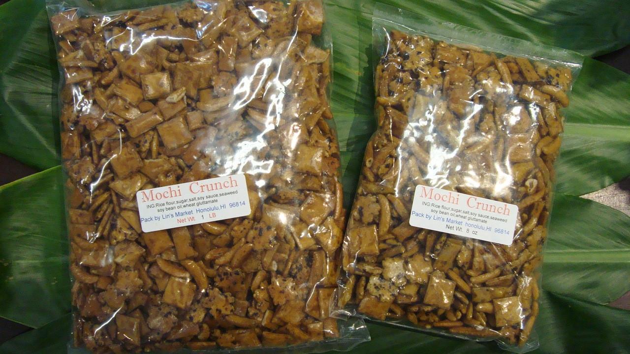 Mochi Crunch - Hawaii General Store - HGS Travel