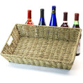 Rope Rectangle Storage Tray Large Wire Frame