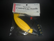 Handle - Control Line - (Yellow) - (SS-167)
