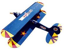 38 Special Bi-plane - Profile Stunt Model - (CLP-22)