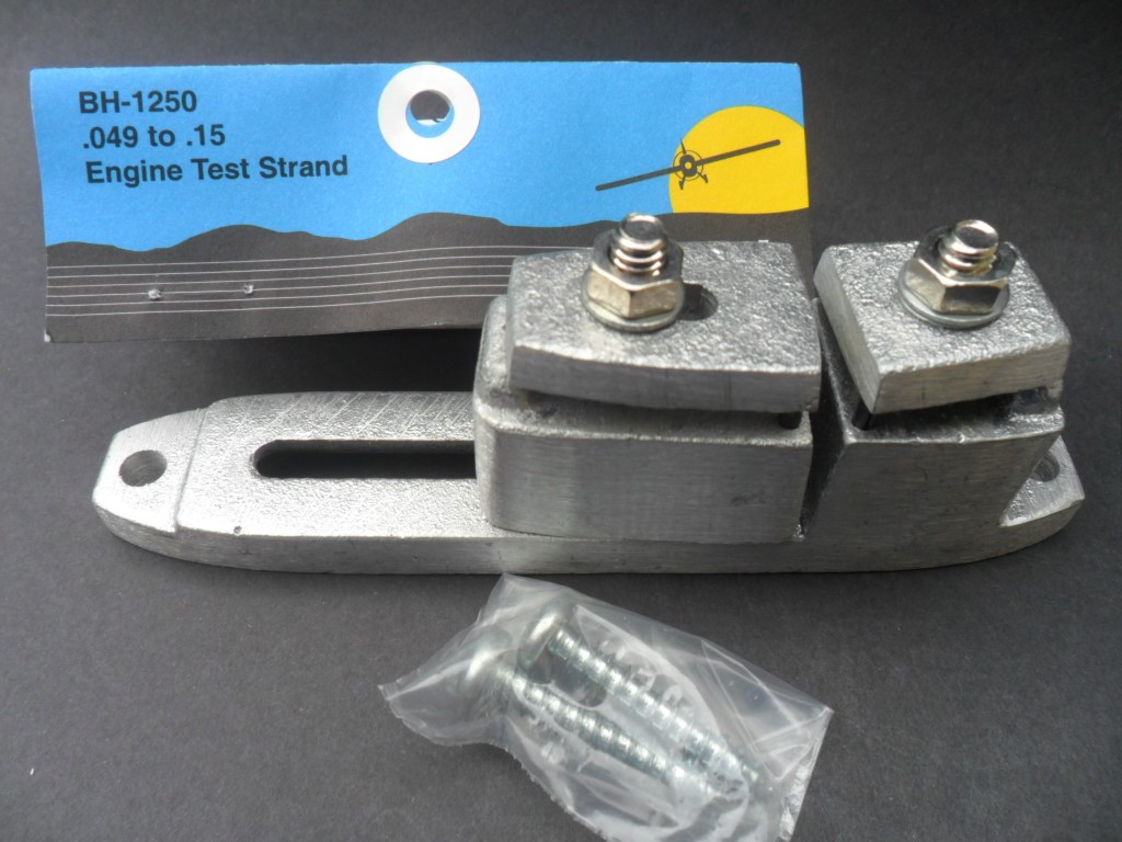 Engine Test Stand - 049 to  15 ( 8cc to 2 5cc) - (BH-1250)