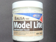 Model Lite Filler (Balsa) - 240ml  - (BD-6)