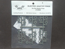 Electric Adapter Rings - (LP-ARO6E)