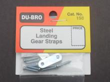 Steel Landing Gear Straps (DU-158)