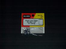 Fuel Line Clips  -  (DU-677)