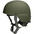 Advanced Combat Helmet (ACH) Kevlar, U.S. Military
