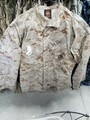 New Authentic USMC Marpart Desert Digital Blouse
