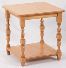 MF402 Rectangular End Table