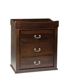 ABC HC405 3-Drawer Nightstand