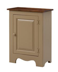 Pine Cabinet, 1-Door