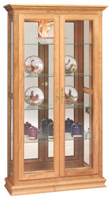 GO-2022 Double Door Picture Frame Curio
