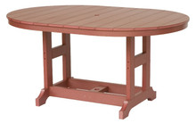 "44"" x 64"" Oblong Poly Table"