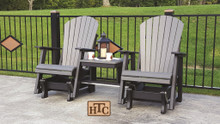 HTC Gliding Settee Table