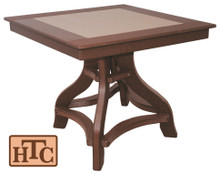 """HTC 36"""" Square Table"""
