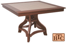 """HTC 44"""" Square Table"""