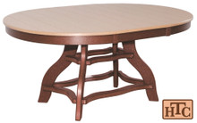 """HTC 44"""" x 60"""" Oval Table"""