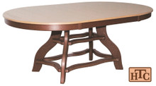 """HTC 44"""" x 72"""" Oval Table"""