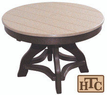 """HTC 32"""" Round Chat Table"""