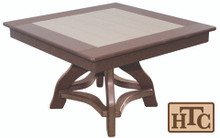 """HTC 32"""" Square Chat Table"""